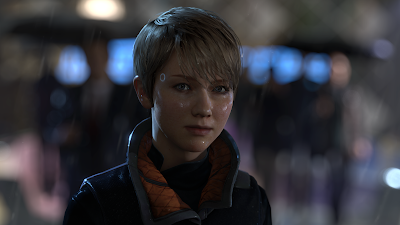 Detroit: Become Human Teaser - We Know Gamers