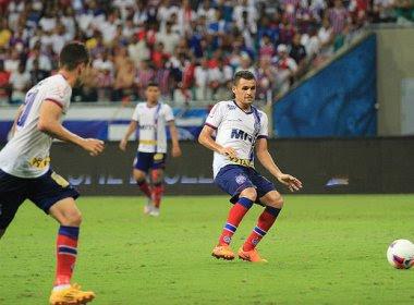 Bahia empata sem gols com Paysandu e permanece fora do G4