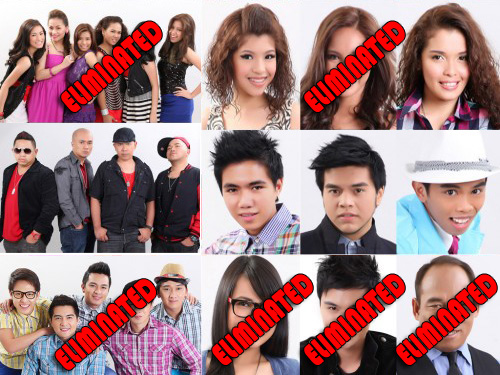 X Factor Philippines Top 6 Finalist