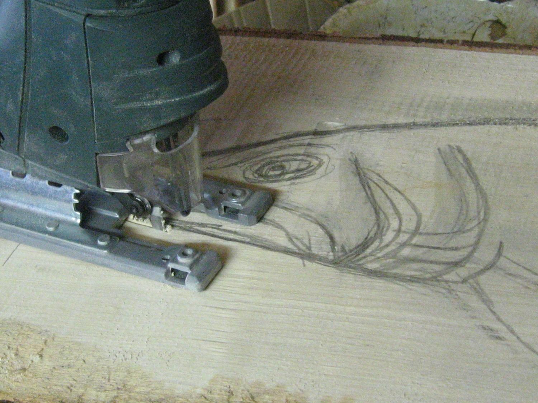 Резьба по дереву. Мастер-класс по изготовлению деревянного резного панно