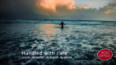"""Post Office TV ad promotes Twitter customer service"""