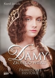 """Kamil Janicki """"Damy Złotego Wieku"""" - okładka"""
