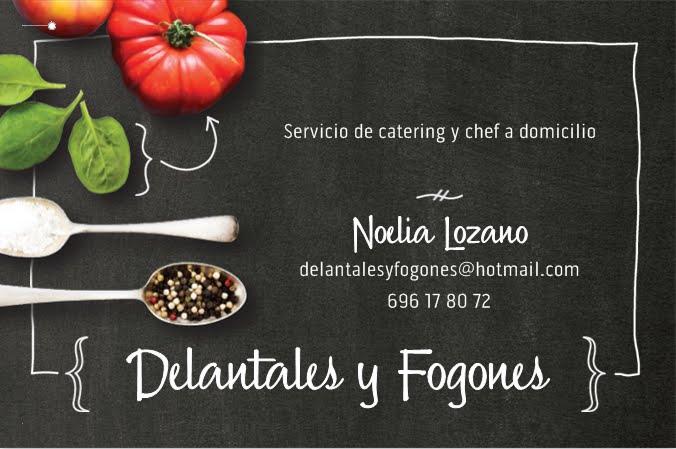 Delantales y Fogones