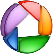 Picasa 3.9 Build 139.161 Free Download Logo