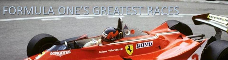Formula One's Greatest Races