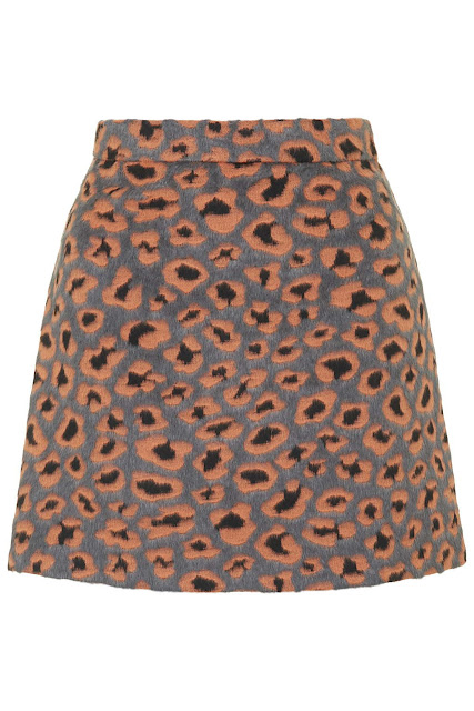 furry skirt, leopard grey skirt,