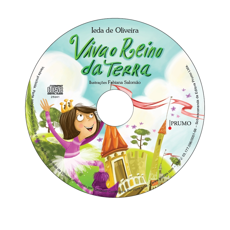 VIVA O REINO CD