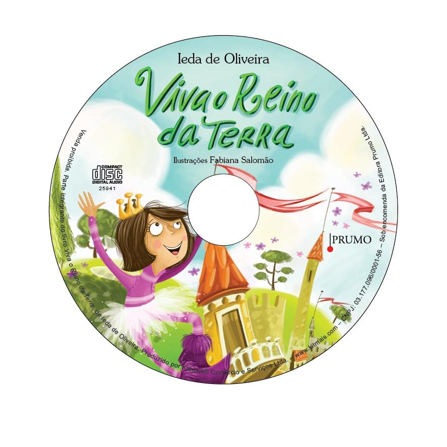 VIVA O REINO CD