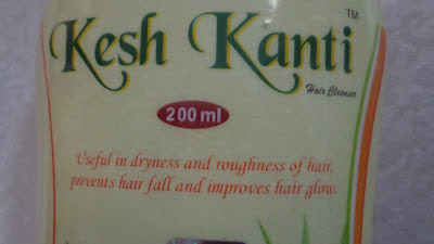 Patanjali Kesh Kanti Hair Cleanser Review