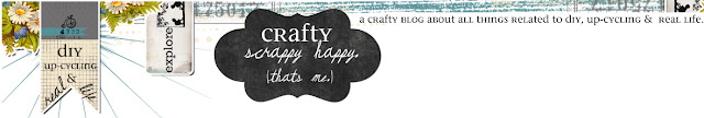 Crafty, Scrappy, Happy