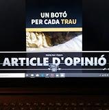 Article d'opinió - NÚRIA FARRÀS