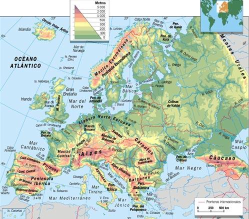 Rusia Pertenece Al Continente Asiatico Y Europeo