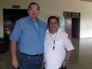 PROFESSOR NIVALDO MONTEIRO E MANOEL GOMES - SECRETÁRIO DE EDUCAÇÃO  DE OROBÓ - PE