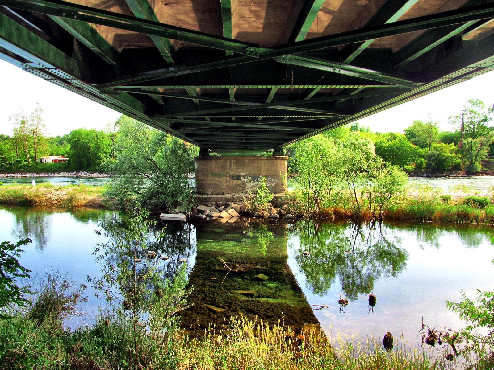 Ticinoriverpark turbigo ponte di ferro sul ticino - Castelletto sul ticino ...