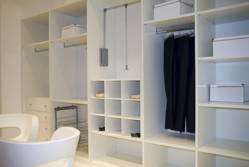 B rbara tany closets for Interieur de placard ikea