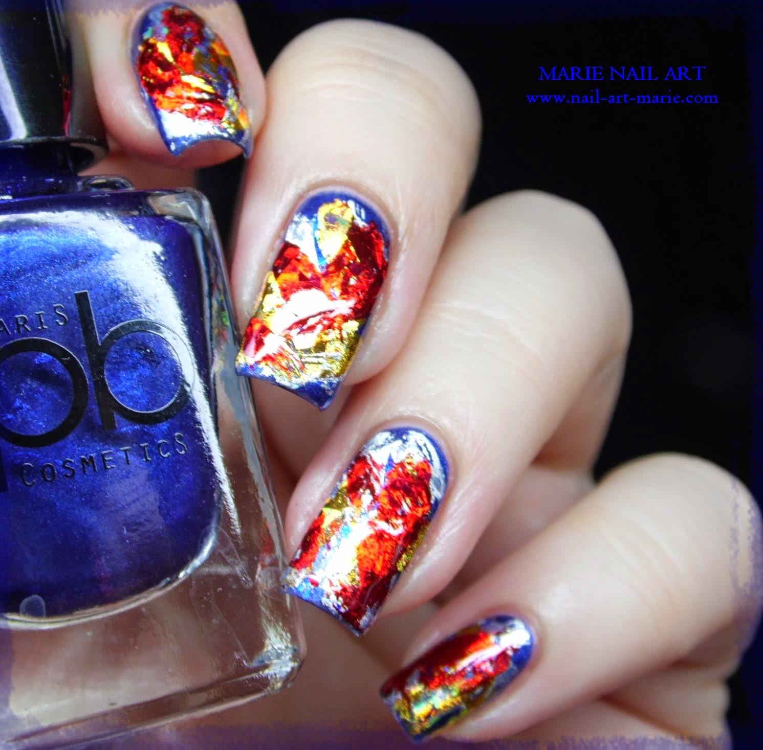 Colourfoil Manicure1