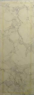 imitation marbre brèche grise