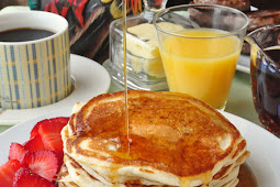 Ten Top Tips for Perfect Pancakes
