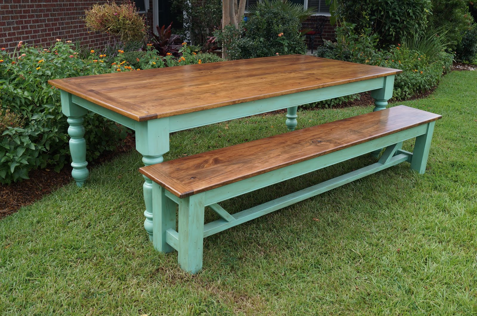 Low Country Farm Table