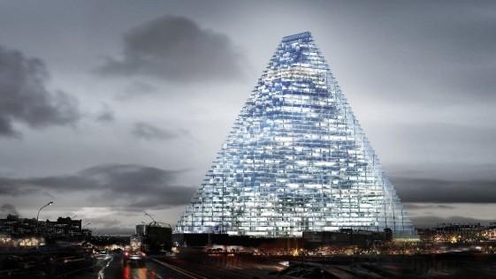 El primer rascacielos en París construido en 40 años