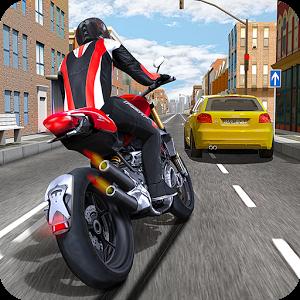 Race the Traffic Moto v1.0.15
