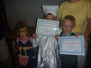 Dannys K 5 Graduation
