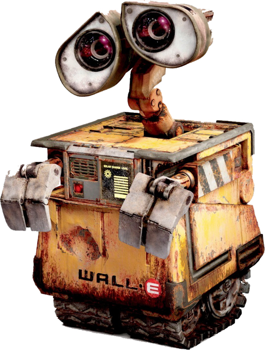 Wall E Cartoon Characters : Disney wall e robot cartoon wallpaper gallery