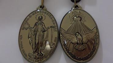 Santa Medalha da Paz