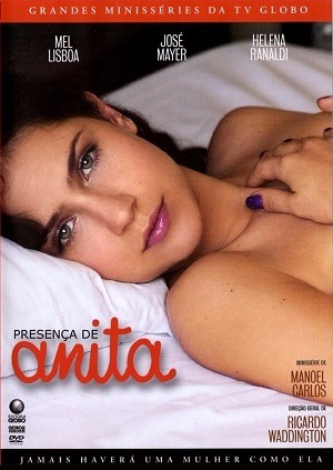 Presença de Anita Séries Torrent Download capa