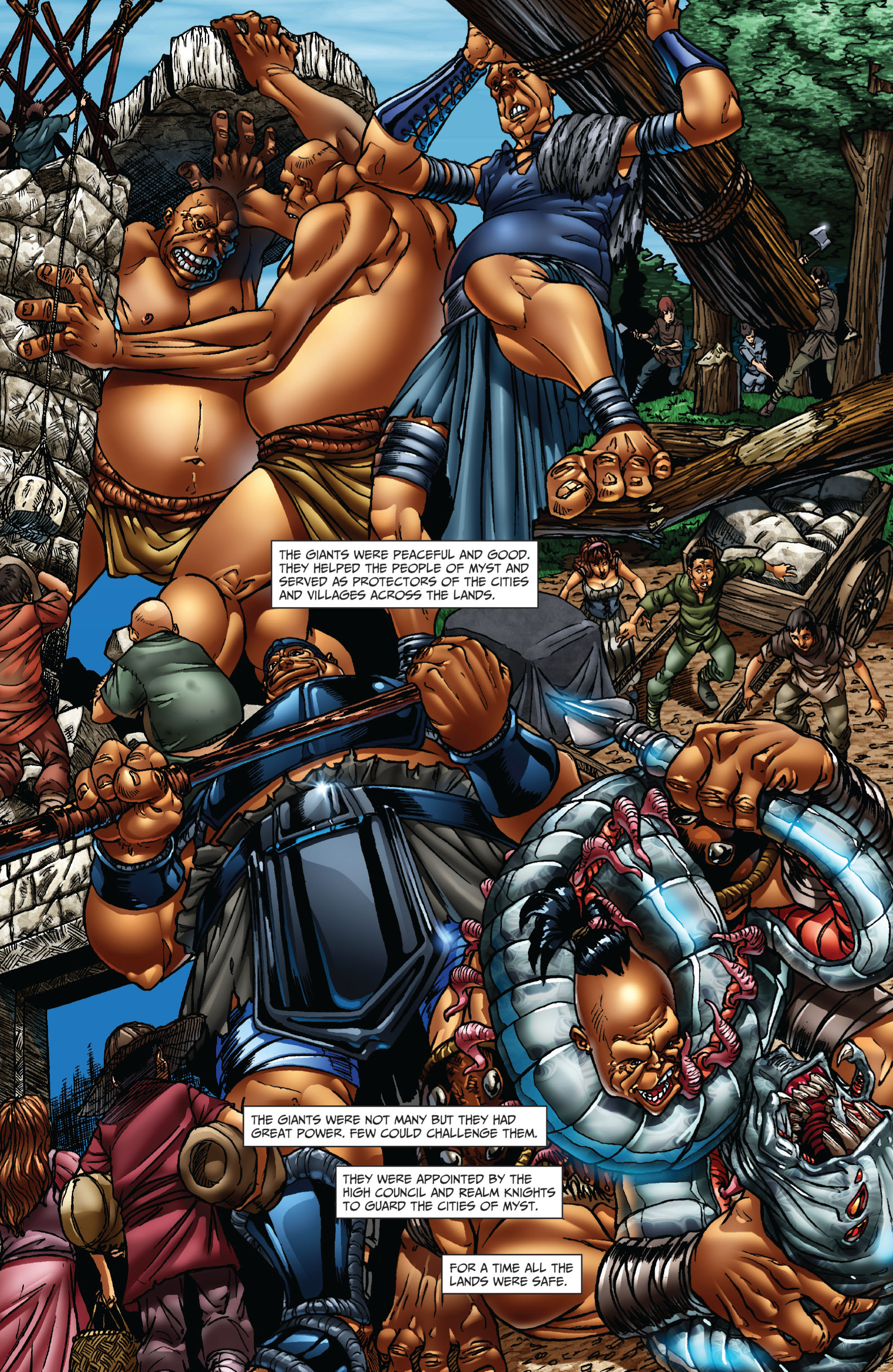 Grimm Fairy Tales (2005) Issue #65 #68 - English 7