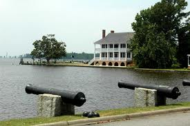 Edenton harbor, North Carolina