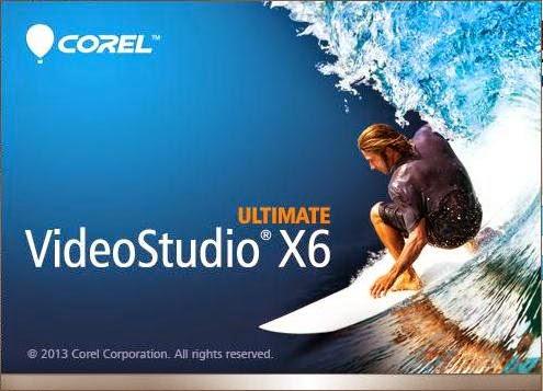 Cara Burning DVD Video Dengan Corel Video Studio Pro X6