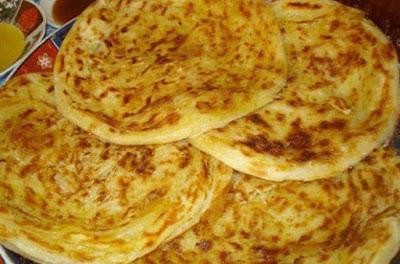 طريقة عمل الخبز الهندي البراتا, طريقة عمل الخبز الهندي, طريقة عمل الخبز البراتا الهندي, طريقة عمل الخبز, براتا