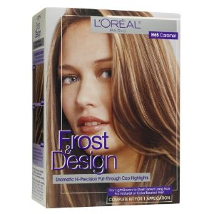 Loreal Paris Frost And Design Highlights Caramel