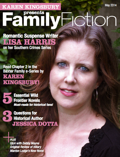 Family Fiction May Cover
