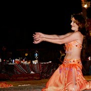 Live dance performances in Dubai