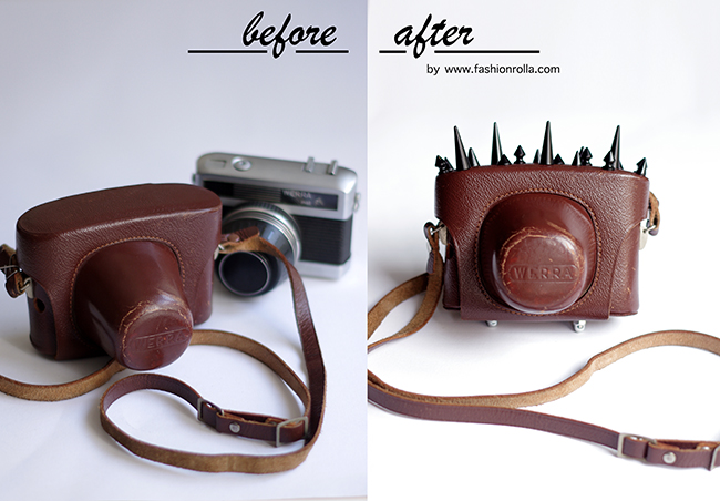 Diy Camera Shoulder Bag 45
