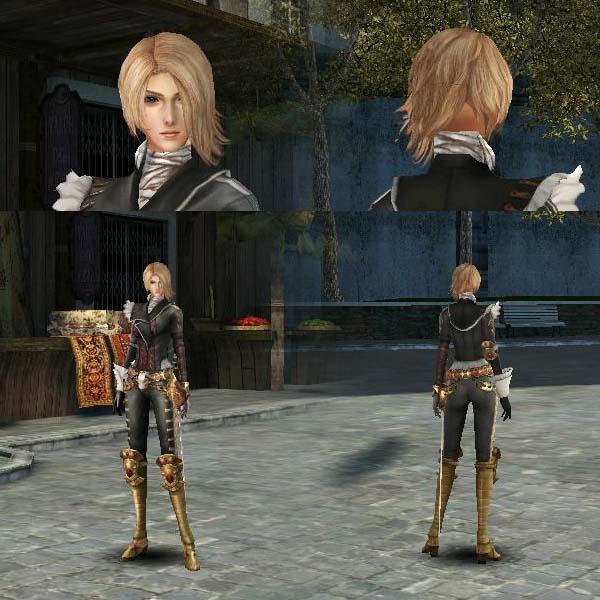 モッザレラー MOZZARELLA: 【GE】 sGE exclusive costumes! Finally in 3D.