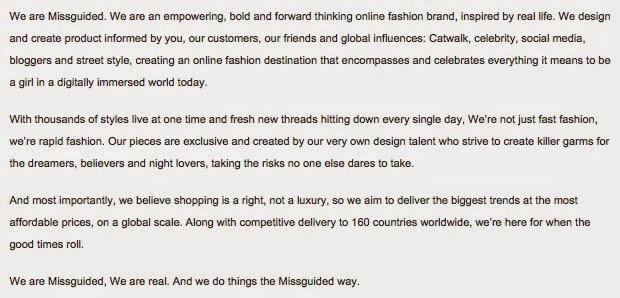 marketing plan fashion