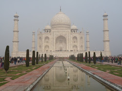Taj Mahal, every bit as epic as they say