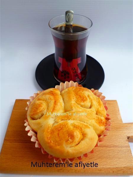 Tereyağlı Çörek