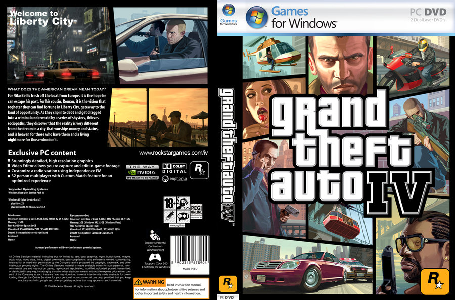 Gta Iv Supercomprimido
