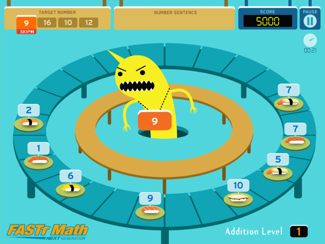 Screenshot Sushi Monster 2