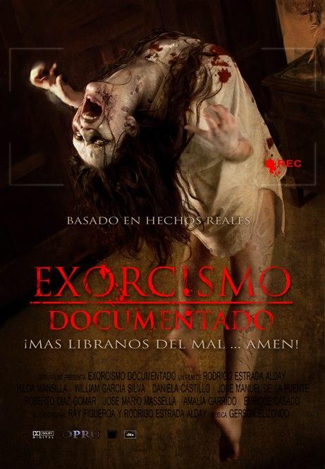 ✫ Exorcismo Documentado: Pelicula Guatemalteca ✫