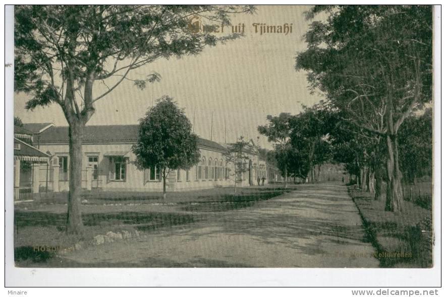 Militair Hospitalweg - RS. Dustira