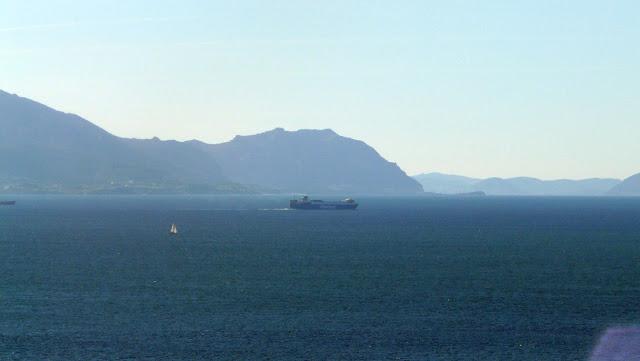barco carguero abra bilbao