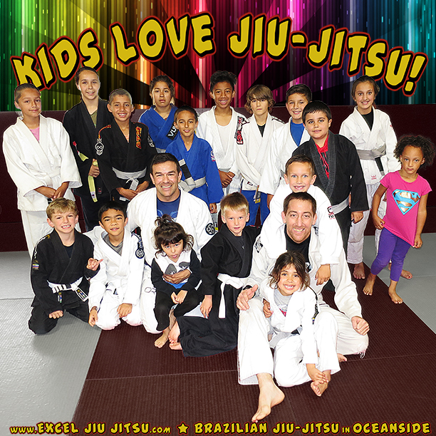 Carlsbad, Vista, Oceanside boys and girls Jiu Jitsu BJJ club