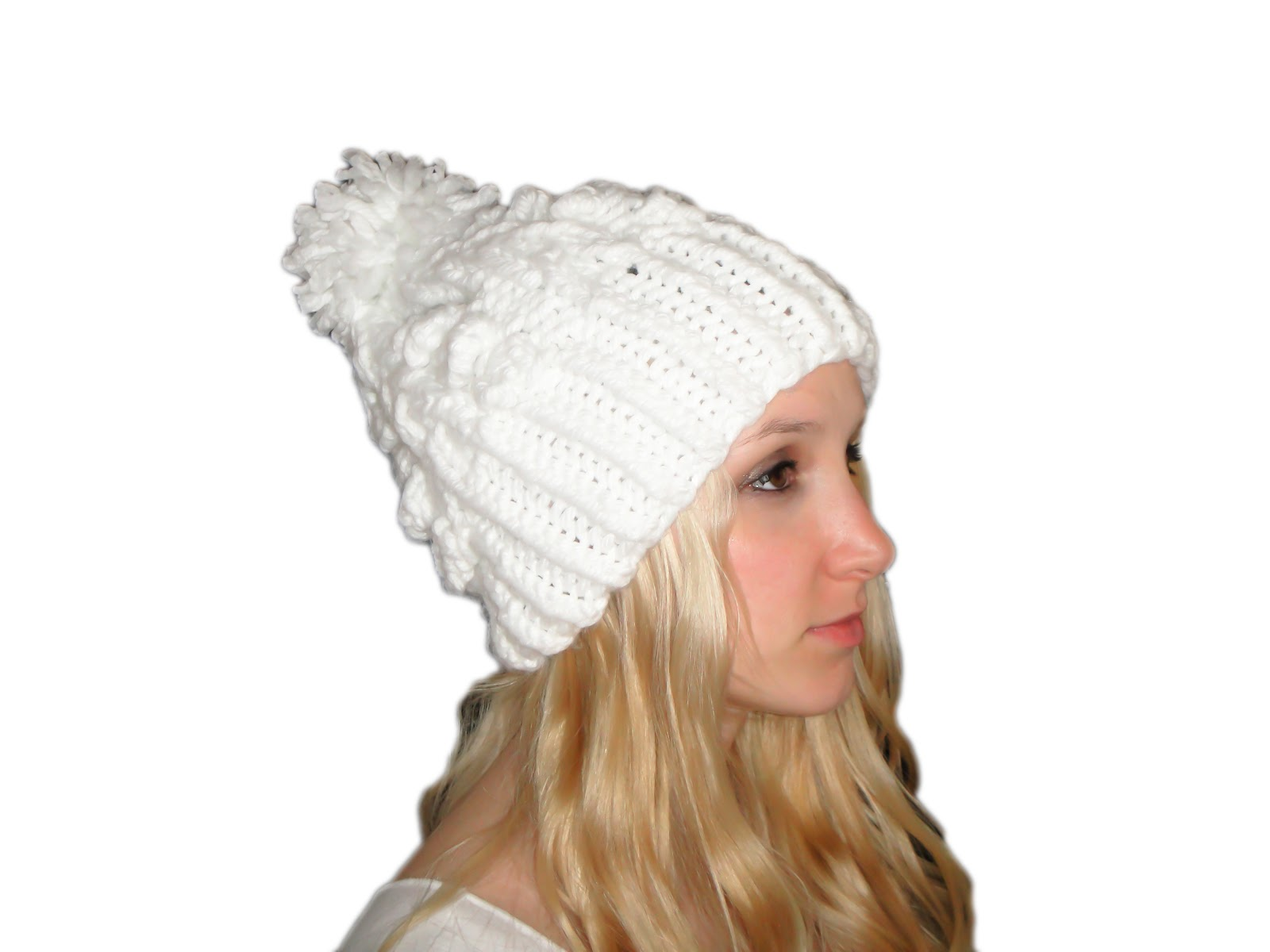 Snowy Cable Toque - iKNITS