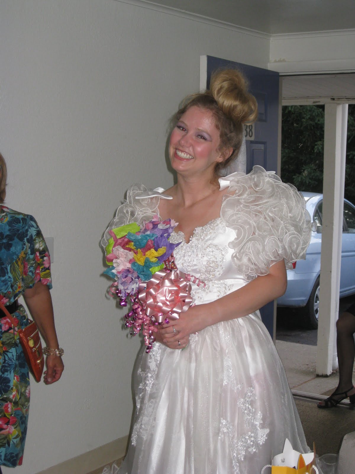 Life and Other Projects: Ugly Dress Bachelorette Party
