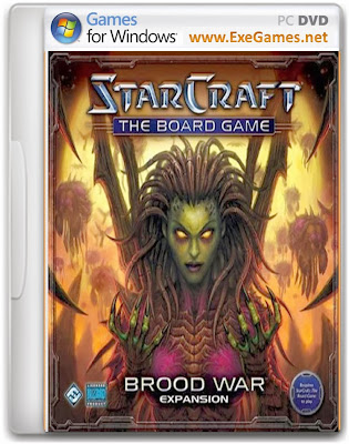 Starcraft Brood War Game
